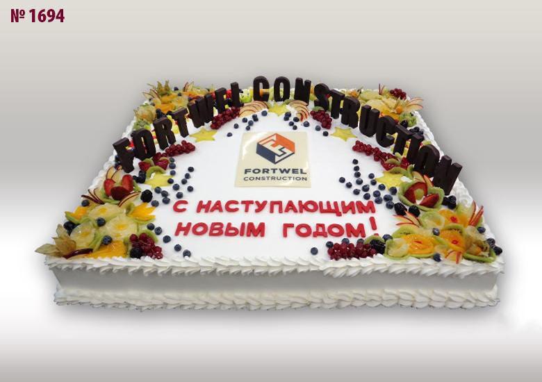 фотогалерея корпоративных тортов